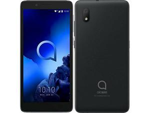 Alcatel 1B (2020) Dual-SIM 16GB ROM + 2GB RAM (GSM Only   No CDMA) Factory Unlocked 4G/LTE Smartphone (Black) - International Version