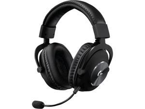 Logitech - G PRO X WIRELESS 981-000906 DTS Headphone:X 2.0 Gaming Headset for Windows with Blue VO!CE Mic Filter Tech and LIGHTSPEED Wireless - Black