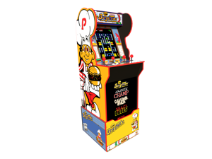 Arcade1UP BurgerTime Arcade Cabinet w/ Riser