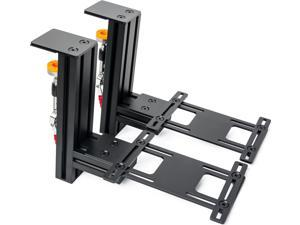 Desk Mount Compatible with Logitech G X52/X52 Pro/X56/X56 Rhino/Thrustmaster T.16000M FCS/TCA Officer Pack Airbus