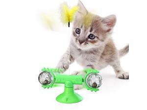 Pet Supplies Pet Cat Toys Libra Turntable Pet Toys Cat Stick and Pet Toy