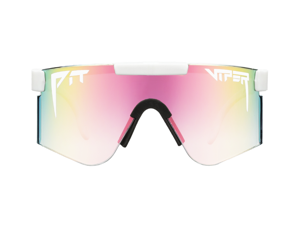 Pit Viper Polarized Sports Sunglasses, Unisex Cycling Glasses Windproof Outdoor Eyewear, Driving Fishing UV400 Protection Sunglass C03(THE MIAMI NIGHTS)