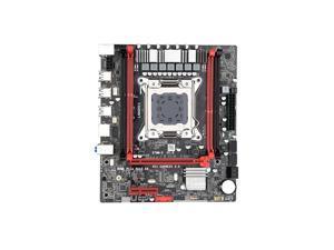 JINGSHA  X79M-S 3.0 M Motherboard ATX USB3.0 PCI-E NVME M.2 SSD Support 4* DDR3 ECC REG RAM 64G and LGA 2011 E5-V1/V2 Series