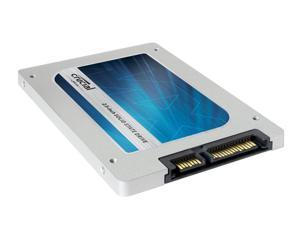 """Crucial MX100 512GB SATA 2.5"""" 7mm (with 9.5mm adapter) Internal Solid State Drive CT512MX100SSD1"""