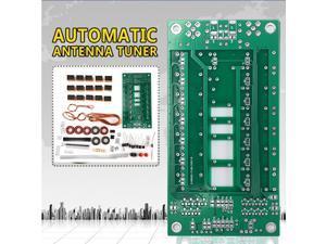 ATU-100 Mini Automatic Antenna Tuner Set 7x7 by N7DDC DIY Kit 10~15V DC