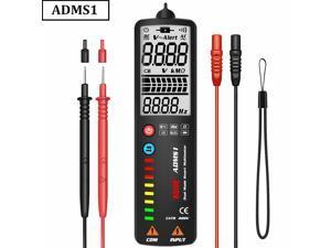 BSIDE ADMS1 3-in-1 Digital Multimeter Voltage Detector Tester  Multimetetro Voltmeter DC AC DMM Ohm Hz Continuity NCV Test
