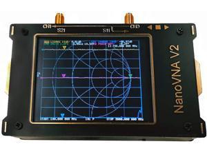 SAA-V2 Vector Network Analyzer 10KHz -3GHz HF VHF UHF Antenna Analyzer
