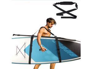 Adjustable Surfboard Shoulder Carry Sling Stand Up Paddle Board Strap Sup Board Carry Belt Surf Fins Paddle Surfing Kayak Unisex
