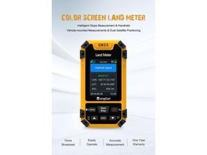 WangGan S4 Color Screen GPS Land Meter Surveying Machine Professional GNSS receiver Area Measurement