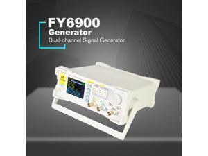 Fy6900-60M Dds Signal Generator Dual-Ch 0.01-100Mhz Arbitrary Waveform Pulse