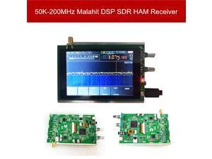 Malahit 50Khz-200Mhz Dsp Sdr Receiver Shortwave Radio Receiver Amateur Ham Radio