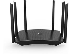 MOTOROLA AC1700 Dual-Band WiFi Gigabit Router with Extended Range for Home, Model MR1700