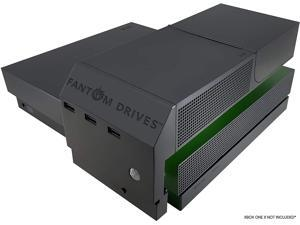 FD 5TB Xbox One X Hard Drive - XSTOR - Easy Attach Design for Seamless Look with 3 USB Ports - (XOXA5000) by Fantom Drives