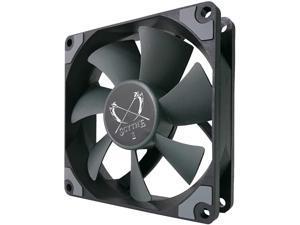 Scythe Kaze Flex 92mm Fan, PWM 300-2300RPM, Quiet Case/CPU Cooler Fan, Single Pack
