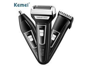 Men's Multi Groomer Shaver Kit USB Rechargeable Electric All-in-one Trimmer Razor Shavers