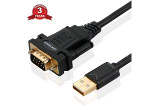 New Startech ICUSB2328 New Type B Male USB to 8 x 9-pin D-Sub DB-9 Male 6 Feet