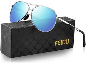 Polarized Sunglasses Aviator Sunglasses for Men - Polarized Aviator Sunglasses for Men Sunglasses Man FD9002