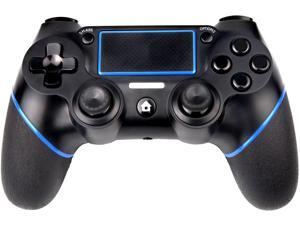 PS4 Controller Wireless Controller Dualshock Gamepad for Playstaion 4 with Dual Vibration and 3.5mm