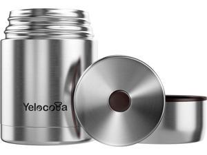 Food Flasks 27 Once Food JarBPA Free Wide Mouth Soup ContainerStainless Steel Lunch Insulation Pot for Hot FoodLeak Proof Double Wall Vacuum Insulated Food FlasksInsulation Pot for School Lunches