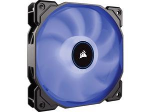 CORSAIR AF140 LED Low Noise Cooling Fan Single Pack - Blue 140 mm