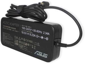 New 180w Power Adapter ADP-180MB F FA180PM111 for ASUS Laptop G750JM G750JW G750JX G750JS-DS71 G752VL G75VW G75VX G75V G73SW G55VW G46VW G46 Laptop Charger AC Adapter Power Supply Cable Cord