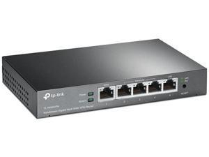 TP-Link Safestream Multi WAN VPN Router   1 Gigabit WAN+3 Gigabit WAN/LAN+1 Gigabit LAN Port   IPsec/L2TP/PPTP VPN Supported  SPI Firewall   DoS Defense   Lightning Protection(TL-R600VPN)
