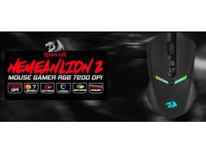 Redragon NEMEANLION M602 High Quality USB Gaming Mouse Wired 7 Buttons Ergonomic For Desktop Computer Mice Gamer LOL PC