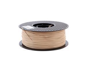 3D Printer PLA Filament 1.75mm 1KG 2.2LB Premium Wire Material Spool Roll Wood