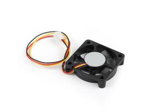 Fan 50x50x10mm 5x5x1cm Mini Small Fan 3Pin Power 5V 50mm 5cm