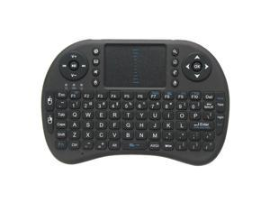 Plam Wireless Keyboard 2.4G Cordless Mouse Toucad Keypad for PC Android Tablet