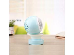 Mini USB Fan Portable LED Fan Air Cooler Misting Humidifier