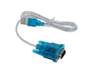 RS232 SERIAL TO USB CONVERTER CABLE DB9 4 PDA WINDOWS 64 Bit