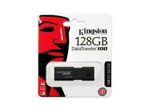 Kingston DataTraveler 128GB USB 3.0 Flash Drive Memory Card 128 G