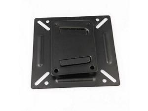 "Flat Plasma LCD LED Wall Mount Bracket For 12""-24"" Display Holder Metal Plate"