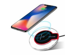 10W Qi Wireless Charging Charger For Pad iPhone 11 Pro XS Max XR  S9 S10+