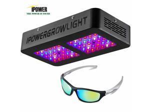 300W 100LED Grow Light Full Spectrum Veg Flower  Glasses Goggles Anti UV