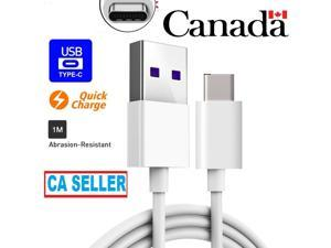 USB Type C Fast Charging Cable Data Sync Cable For Huawei P20 P30 Pro P40  Pro