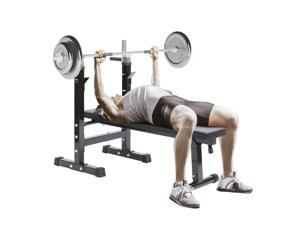 Adjustable Weight Bench Foldable Incline Flat Lifting Board Strength Training