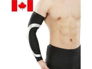 Elbow Brace Compression Sleeve Support for Tendonitis,Arthritis,Bursitis,Golfers
