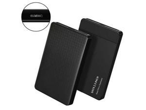 2.5 inch USB 3.0 SATA Laptop HDD Enclosure MicroB Connection External SSD Case