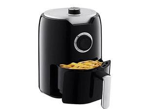 Air Fryer 1000-Watt Electric Hot Air Fryers Extra Large Oven Nonstick Cooker for Healthy Oil-free Low Fat Cooking with Automatic Timer and Temperature Control, Bonus Food Divider