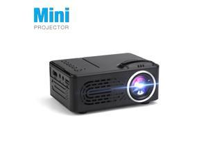 FirstPower 1080P Full HD Portable Mini Projector Multimedia LCD Home Theater Mini 3D LED Cinema