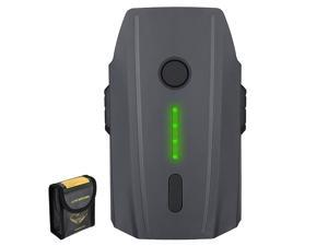 Powerextra 3830mAh 11.4v LiPo Intelligent Flight Replacement Battery for DJI Mavic Pro & Platinum & Alpine White Drone