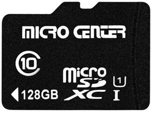 High Performance 128GB Micro SD Card,High-Speed 128GB TF Card, Class 10 Micro SDHC Flash Memory Card with SD Card Adapter