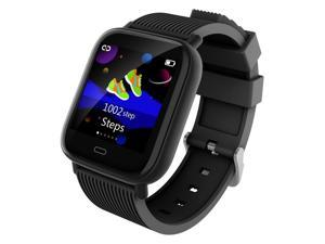 ZTECH Smart Watch with Blood Pressure and Heart Rate Monitor