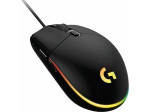 Logitech G102/G203 LIGHTSYNC Updated Wired Optical Gaming Mouse