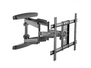 """TV Wall Mount Full Motion 40"""" to 75"""" Slim Profile"""