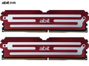 Abit 16GB (2 x 8GB) 288-Pin DDR4 SDRAM DDR4 2666 (PC4 21300) Desktop memory Cooling vest