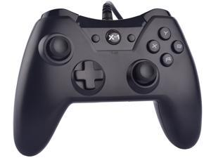 Wired Controller for Microsoft Xbox One - Black