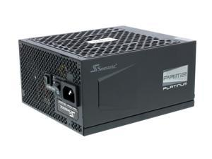 Seasonic PRIME PX-850, 850W 80+ Platinum, Full Modular, Fan Control in Fanless, Silent, and Cooling Mode, 12 Year Warranty, Perfect Power Supply for Gaming and High-Performance Systems, SSR-850PD.